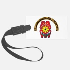 Philippine National Police Seal Luggage Tag