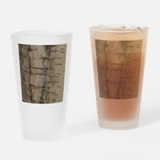 Birch Bark Drinking Glass