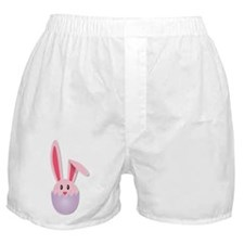 Hatching Bunny Pink Boxer Shorts