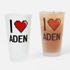 Cool Aden Drinking Glass