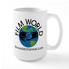 Film World Official Logo Mugs