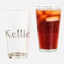 Kellie Seashells Drinking Glass