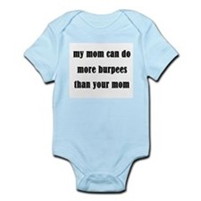 Cute Boot camp Infant Bodysuit