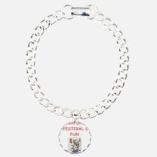 Cute Mahjong Bracelet