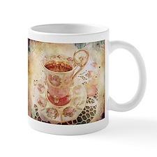 Victorian Cup of tea Mugs