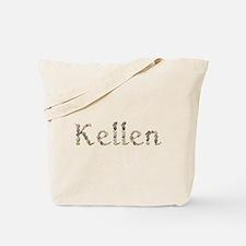Kellen Seashells Tote Bag