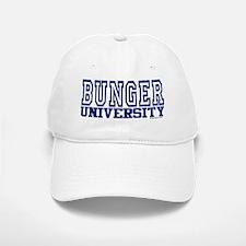 BUNGER University Baseball Baseball Cap