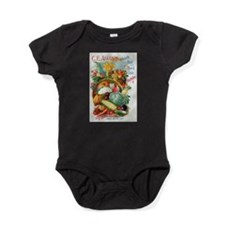 1898 Plant and Seed Guide Baby Bodysuit