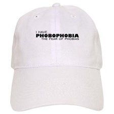 Phobia-Phobia Baseball Cap