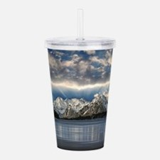 ! Acrylic Double-wall Tumbler