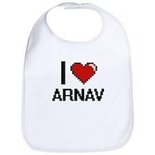 I Love Arnav Bib