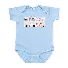 Infant Bodysuit - pretty evil