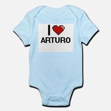 I Love Arturo Body Suit