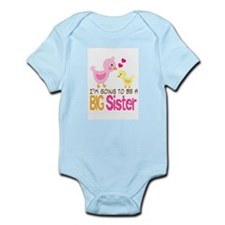 Baby Sister, Baby Birds Body Suit