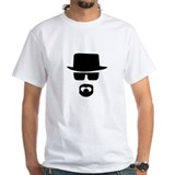 Breakingbadtvshow Mens White T-shirts