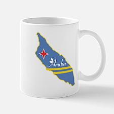 Cool Aruba Mug