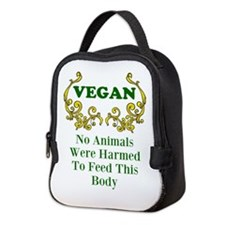 No Harm Neoprene Lunch Bag