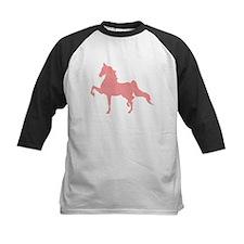 American Saddlebred - Pink pattern Baseball Jersey