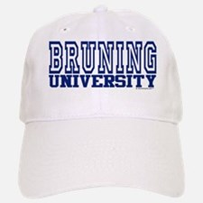 BRUNING University Baseball Baseball Cap