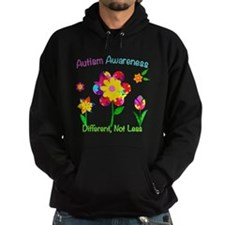 Autism Awareness Flowers Hoodie
