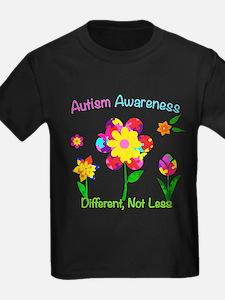 Autism Awareness Flowers T