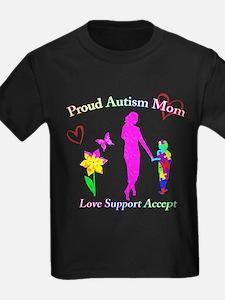 Proud Autism Mom T