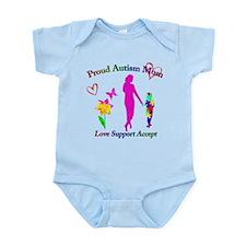 Proud Autism Mom Infant Bodysuit