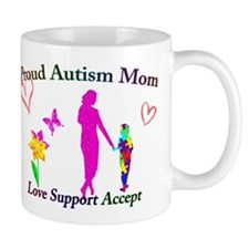 Proud Autism Mom Mug