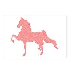 American Saddlebred - Postcards (package Of 8)