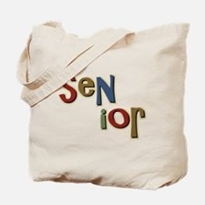 Senior 12th Grade School Tote Bag