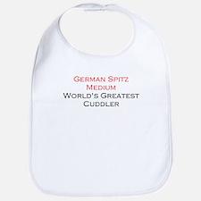 German Spitz Medium Bib