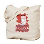 Gil T. on WAKO tote bag