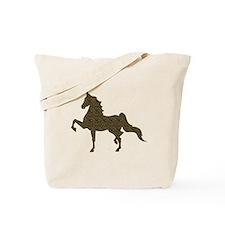 American Saddlebred - Leopard Tote Bag