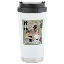 Austen Thermos Mug