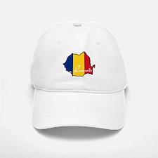 Cool Romania Baseball Baseball Cap