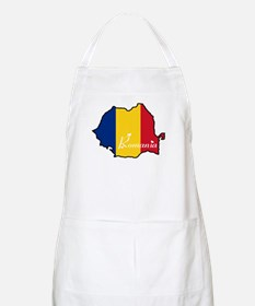 Cool Romania BBQ Apron