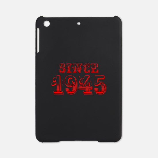 SINCE 1945-Bod red 300 iPad Mini Case