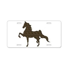 American Saddlebred - Aluminum License Plate