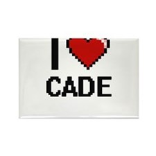 I Love Cade Magnets