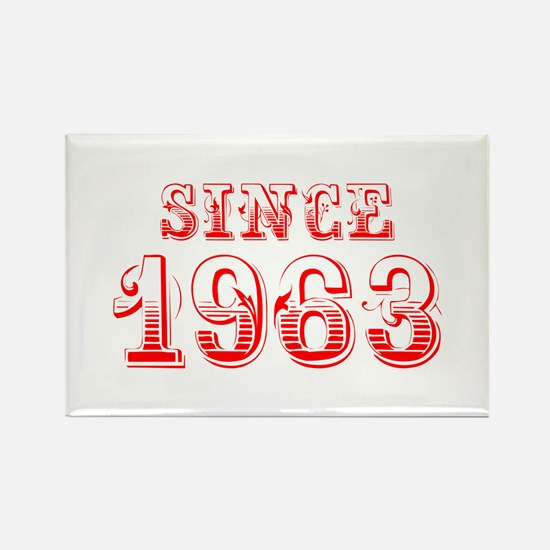 SINCE 1963-Bod red 300 Magnets