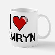 I Love Camryn Mug