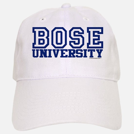 BOSE University Baseball Baseball Cap