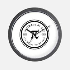 Ultimate Pi Day Wall Clock