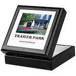 Trailer Park (Brand) Keepsake Box