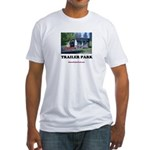 Trailer Park (Brand) Fitted T-Shirt