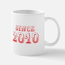 SINCE 2011-Bod red 300 Mugs