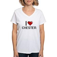 I Love Chester T-Shirt