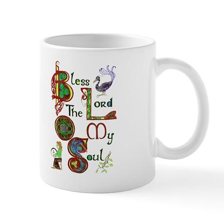 Psalm mug