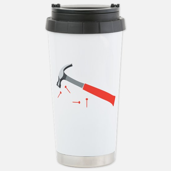 Hammer & Nails Travel Mug