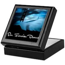 San Francisco Dreams Keepsake Box